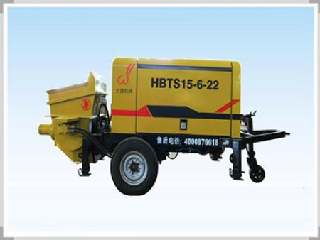 如何提高混凝土输送泵的强度?