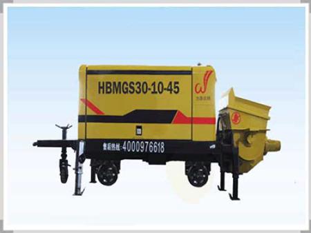 在施工现场,混凝土输送泵的注意事项是什么?