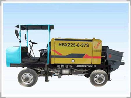 混凝土输送泵出现断流故障的解决方案