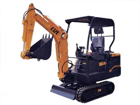 小型挖掘机都有哪些优点呢