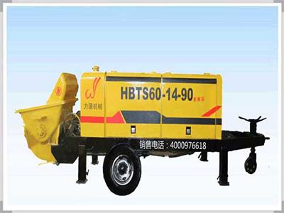 泰安矿用混凝土输送泵多少钱一台