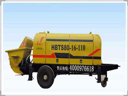 混凝土输送泵操作人员必须熟悉以下安全使用注意事项