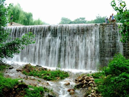 弥河镇人民政府关于批准实施上院村传统村落保护发展规划的请示(三)