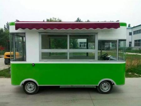 电动快餐车蓄电池保养要点介绍——吉光祥