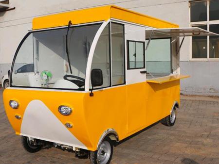 流动电动餐车使用注意事项浅析——吉光祥