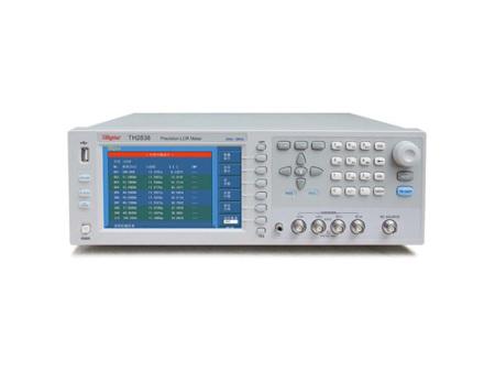 TH2838,TH2838H,TH2838A精密LCR数字电桥