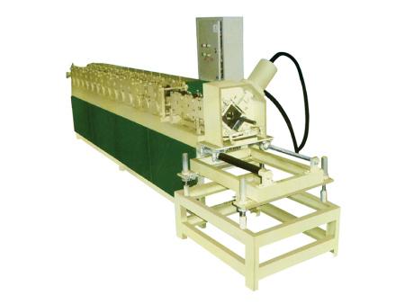 汽车玻璃升降器配件系列成型机