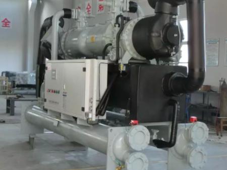 海水源热泵