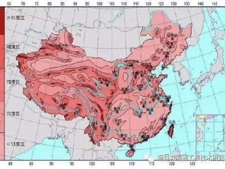 减震技术丨中国减隔震发展前景及行业技术水平及特点分析