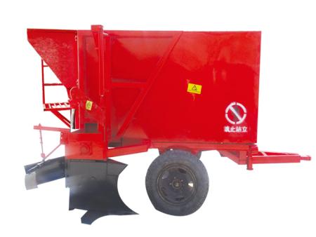 2FJD-2型林果多功能施肥机