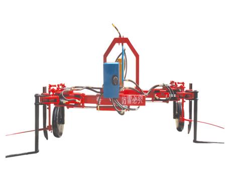 9GSZ-3.5D型林果株间自动割草机