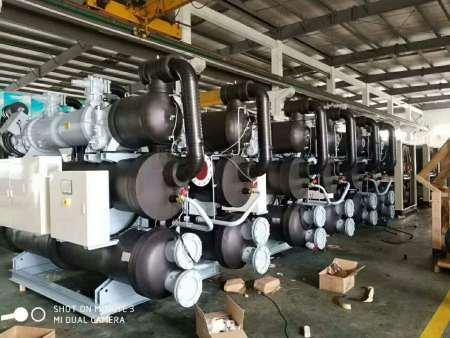 污水源水源热泵机组