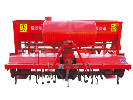 1SLZ-12型蔬菜联合作业机