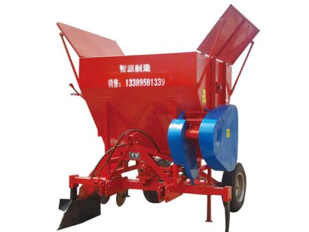 2FJD-3型林果多功能施肥机