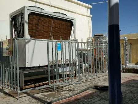 25匹空气源热泵机组
