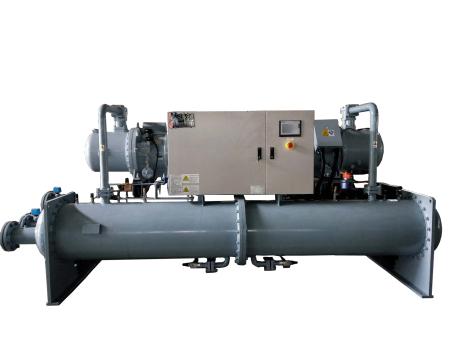 满液式水源热泵机组