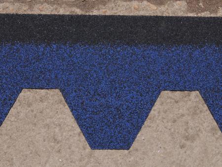六角深海洋蓝