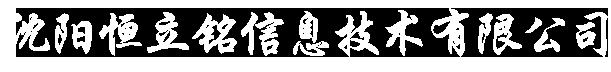 沈阳恒立铭信息技术有限公司