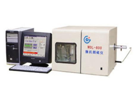 WDL-600型微机测硫仪