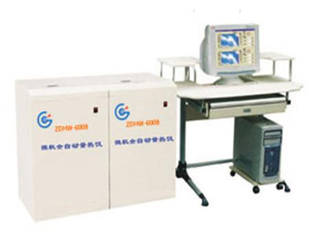 ZDHW-300A型微机全自动量热仪