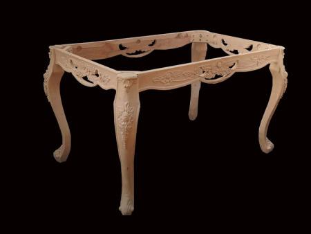 白茬餐桌椅分为哪几种?