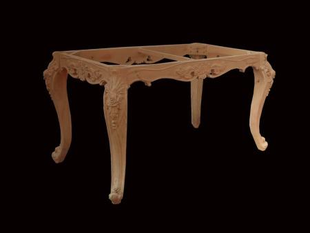 白茬餐桌椅定制注意事项