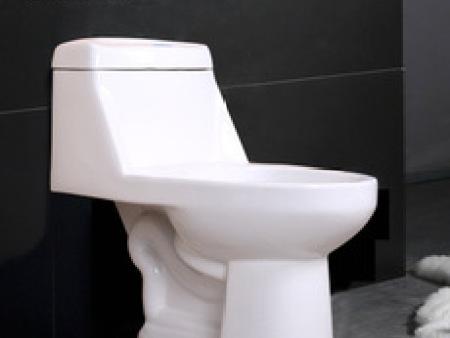 2018新款虹吸式瓷质陶瓷地排污式工程坐便器按两端式马桶坐便器