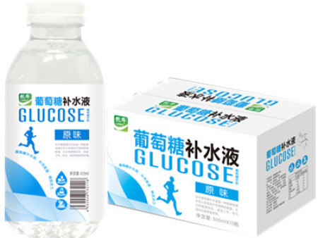 葡萄糖补水液原味瓶
