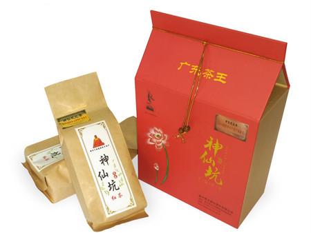 随缘礼盒(红茶)