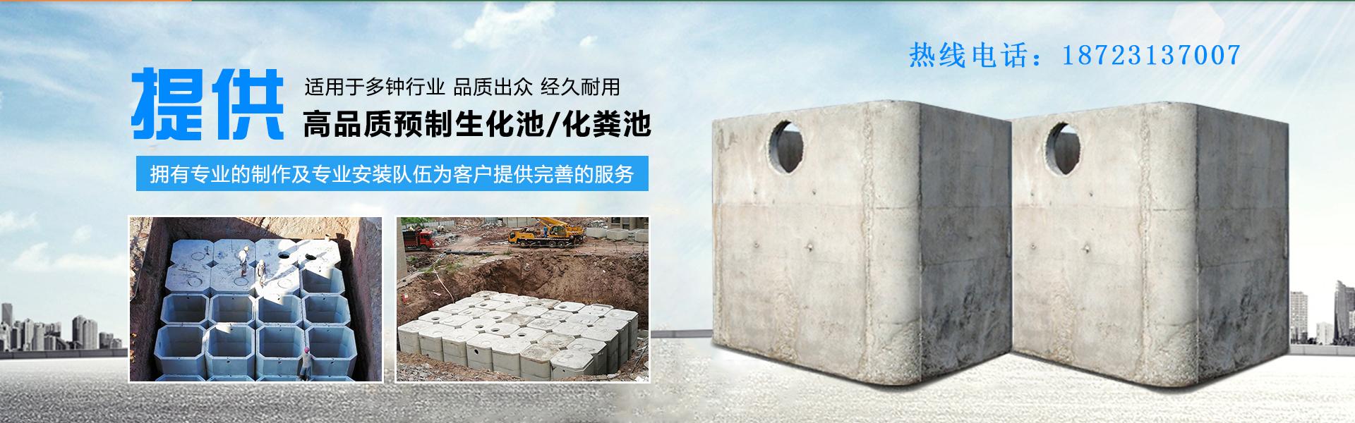 重庆生化池公司:文元环保