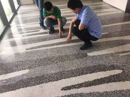 地坪工程完工检验
