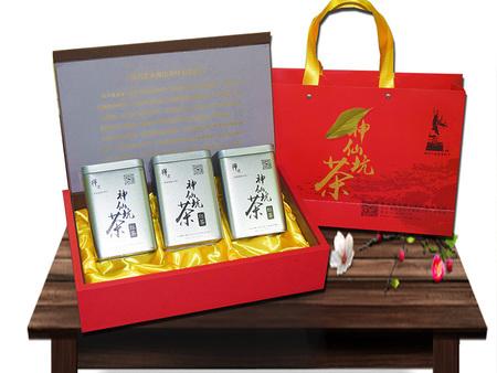 红茶礼盒50g3罐