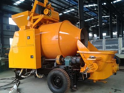 混凝土搅拌拖泵安全使用方法