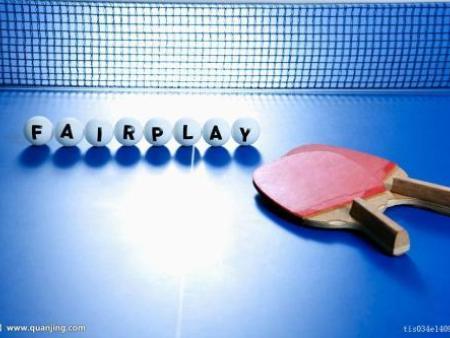【兰州乒乓球台】乒乓球运动中的借力中发力!