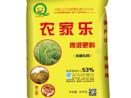 53%水稻有机无机专用