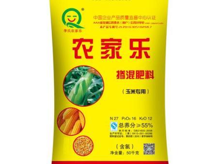 55%玉米专用缓控释肥