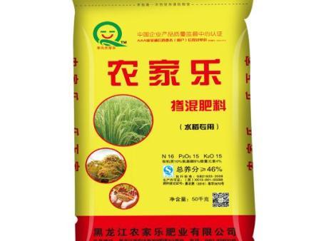 46%水稻有机无机专用