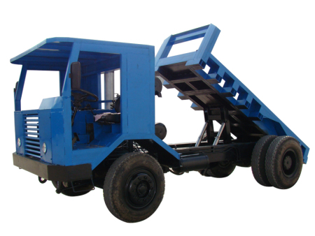 30T礦用運輸車