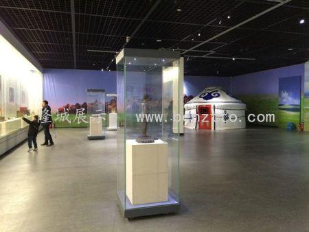 文物展柜在地质博物馆中的应用