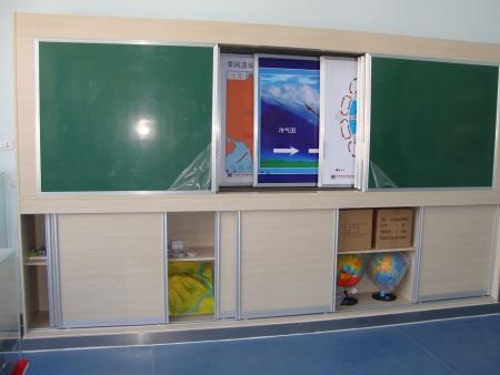 地理多功能组合黑板