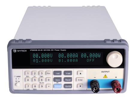 IPS 600B系列 可编程直流电源