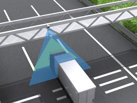 (超声波&微波)交通流量数据分析采集仪