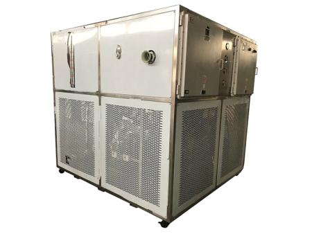多台反应釜高低温一体机控温系统    反应釜冷热一体控温系统