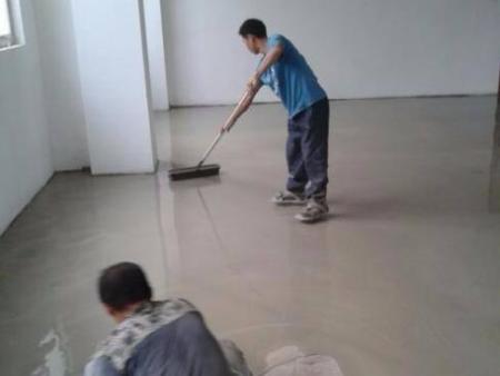 水磨石施工之材料要求及作业条件