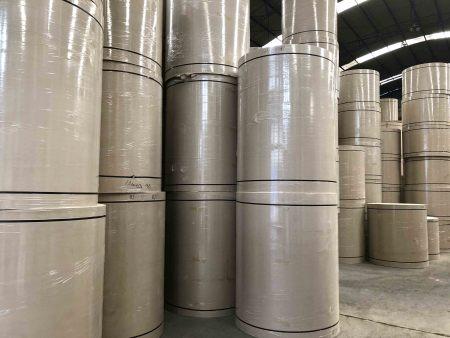 郑州复兴纸业供应同行中出色的牛卡奇米——箱板纸哪家好
