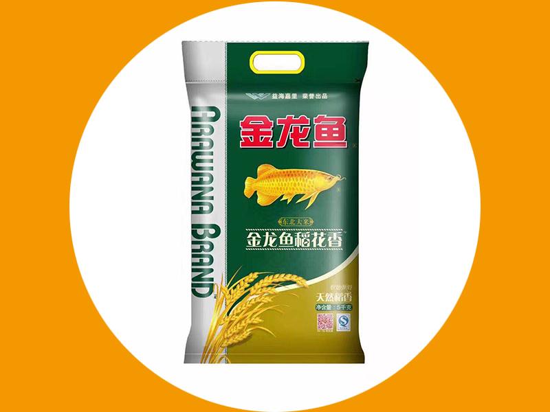 金龙鱼大米  、面粉系列