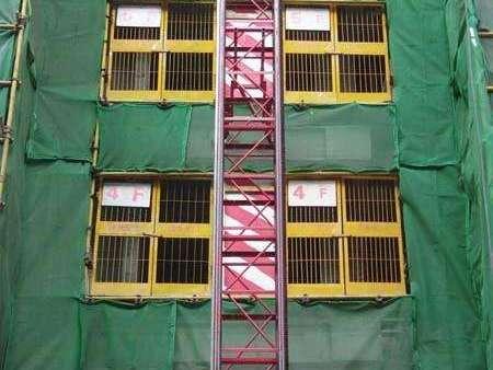 工地施工电梯要如何进行维护