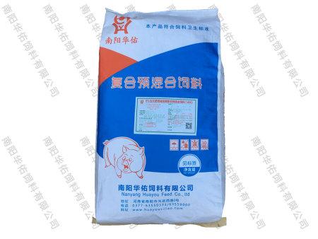 加强型专业育肥复合预混料(6%)--1406