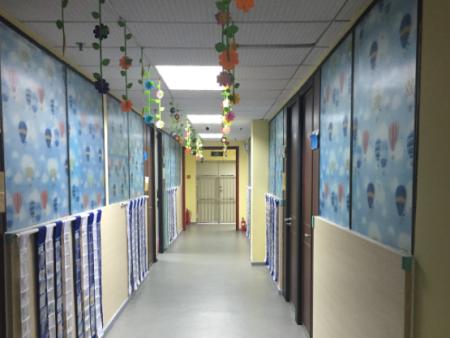 康复走廊环境