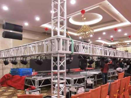 活动拼装舞台/铝合金舞台/玻璃舞台